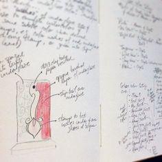 Kristen Kieffer sketchbook