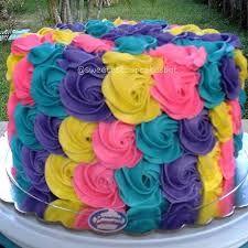 Resultado de imagen para imagenes de tortas de colores