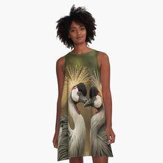 Buy Birds, Canvas Prints, Art Prints, I Dress, Chiffon Tops, Classic T Shirts, My Arts, Printed, Awesome