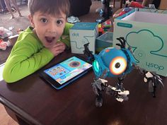 Toys for curious minds Discover a world of creativity & fun with robots that bring imaginations to life.