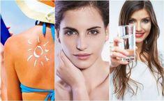 Fibromiyalji Tedavisi İçin Doğal Yöntemler - Sağlığa bir adım Voss Bottle, Water Bottle, Liver Cleanse, Natural Treatments, Freckles, Hair Growth, How To Remove, Club, Wear Sunscreen