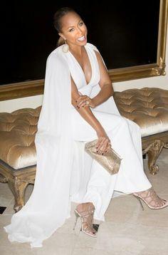 Marjorie Harvey- LOEher fashion sense and this d-rrressssss!