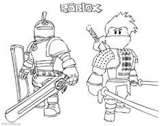 Roblox Disegni Da Colorare