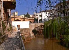 Puente Génave Jaén.