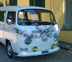 matrimonio. Volkswagen Transporter!!!! agosto 2016