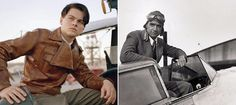 Leonardo DiCaprio as Howard Hughes (The Aviator, 2004)