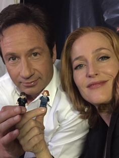 Time to start an X-Files Lego campaign?!