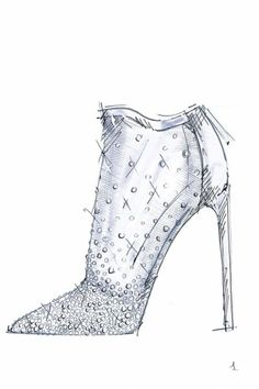 Stuart Weitzman re-imagines Cinderella's Glass Slipper. Click on the image to read more.