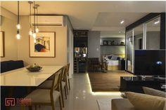 Apartamento integrado masculino