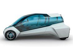 El transporte del futuro aterrizó en Tokio
