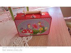 Kinderkoffer Geschenkset Fee von nesthocker Kinderkoffer Geschenkset Fee Vorderseite