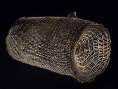 Hinaki - eel trap