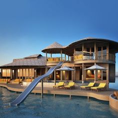 Fancy - Soneva Jani Resort @ Maldives