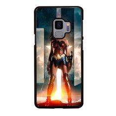 WONDER WOMAN GAL GADOT Samsung Galaxy S4 S5 S6 S7 S8 S9 Edge Plus Note 3 4 5 8 Case Cover
