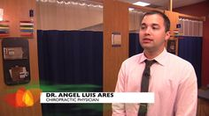 Dr. Angel Luis Ares from County Line Chiropractic Medical & Rehab Centers talks about how chiropractic can actually heal rather than masking symptoms with medication. More: http://countylinechiro.com/