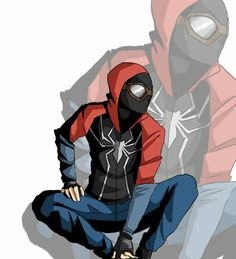 Homemade Spiderman by - Visit to grab an amazing super hero shirt now on sale! All Spiderman, Spiderman Drawing, Spiderman Suits, Spiderman Costume, Amazing Spiderman, Hq Marvel, Marvel Dc Comics, Marvel Heroes, Comic Anime