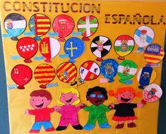 Recoveco de Mamme: 6 DE DICIEMBRE: DÍA DE LA CONSTITUCIÓN ESPAÑOLA Ideas Para, Blog, Constitution Day, Learning, Knowledge, Educational Activities, Infant Crafts, Classroom