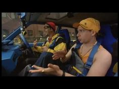 Beatbox in a car from Ali G indahouse movie OMG MARTIN FREEMAN!  I completely forgot about this...
