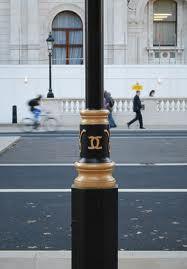Chanel Lamp Post