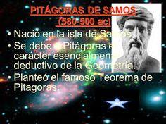 Resultado de imagen de samos pitagoras