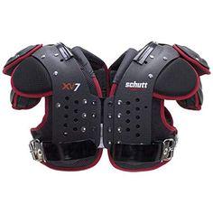 67454c7bb03 Schutt XV7 All Purpose Adult Football Shoulder Pads (XX-Large) Shoulder Pads ,