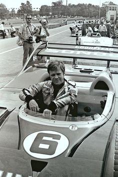 Mark Donohue Mid Ohio 1973 Porsche 917/30