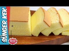 Sünger kek tarifi ☼ Bu tarifi denemelisiniz ☼ #evdekal - YouTube Cornbread, Cheesecake, Homemade, Ethnic Recipes, Desserts, Pasta, Drink, Food, Youtube