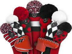 Golf Head Covers  Graphic Tees