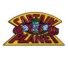 A vintage CAPTAIN PLANET pin! Excellent condition. Measures: approx 1 20+ years old, hard to find, vintage high-quality cloisonne lapel/pin. Add inspiration to your handbag, tie, jacket, backpack, hat or wall. Have some individuality = some flair!  --------------------------------------------  SECOND ITEM SHIPS FREE IN USA!!! LOW SHIPPING OUTSIDE USA!!  VISIT MY STORE FOR MORE ITEMS!!! https://www.etsy.com/shop/VintageTrafficUSA   FOLLOW ME ON FACEBOOK FOR SALE C...