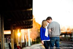 Narberth Engagement Photography | Kristen & Eric » Mike Landis Photographer