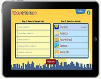 SpellingCity - educators are using this tool to track students and differentiate their instruction in Spelling/Vocabulary