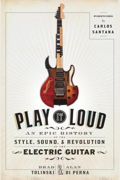 Play It Loud: An Epic History of the Style, Sound, and Revolution of the Electric Guitar on Scribd