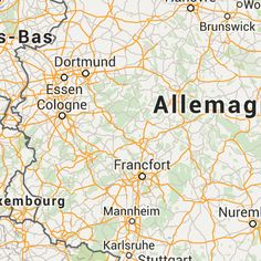 There are countless beautiful places to visit in Germany. Here I prepared a list of 41 most beautiful cities and towns to visit in Germany. Road Trip Planner, Travel Planner, Most Beautiful Cities, Beautiful Places To Visit, Frankfurt, Aire Camping Car, Photos Panoramiques, Santa Cruz Camping, Camping France