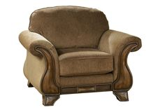 Malory Chenille Chair from Gardner-White Furniture