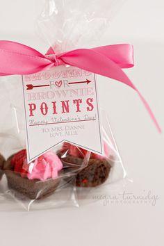 brownie points for a teacher