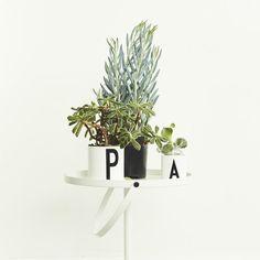 Design Letters Arne Jacobsen Flowerpot