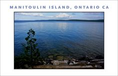 Lake Manitou in Summer, Sandfield, Ontario, Canada #688
