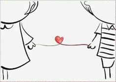 Ideas for funny couple tattoos sweets Couple Drawings, Love Drawings, Art Drawings, All You Need Is Love, Cute Love, Stick Figures, Couple Tattoos, Heart Art, Doodle Art