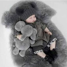Initiative 2017 Fashion Children Winter Raccoon Fur Hats 100% Real 15cm Fur Pompom Beanies Cap Natural Fur Hat For Kids Children Elegant And Sturdy Package Mother & Kids