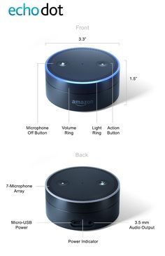 Amazon Echo Dot Review: Smaller and only $50 but also versatile