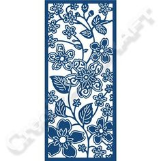 Tattered Lace Ava Panel Die