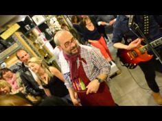 ▶ Sire Nash feat Eric Winnebroot part 2, In Vino Compiègne - YouTube