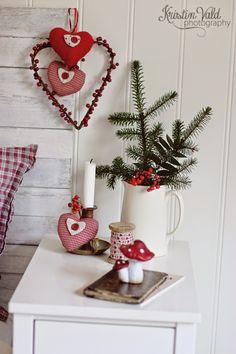 Kristín Vald: Christmas bedroom