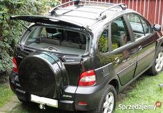 Renault Scenic RX4 130 skóra 162 Bydgoszcz