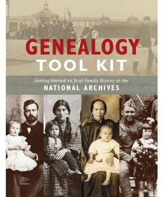 NOT A VALID LINK!!  Whether you're an experienced researcher or just getting started, the Genealogy Tool Kit will help you to navigate the records of the National Archives, from census and naturalization records to military and federal land grant records. With checklists to track your progress, family trees to fill in as you discover your ancestors, and room for taking notes, the Tool Kit will also serve as your own record of your family history project