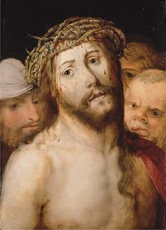 Ecce Homo (16th century), Unknown Netherlandish Painter