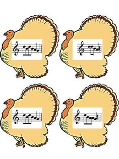 Music a la Abbott - Amy Abbott - Kodály Inspired Blog and Teachers Music Education Resource: Turkey Gobbler