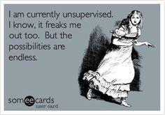 Unsupervised!