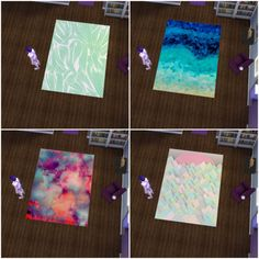 12 Assorted Rugs at Fallenstar1119 • Sims 4 Updates