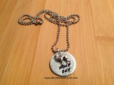 Hump Day Camel Guess What Day It Is Hand Stamped by NerdyNoodle, $12.00